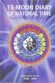 13-moon Diary Of Natural Time, 2008/2009 - Zonderhuis, Nicole E. - ISBN: 9789078070122