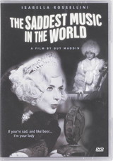 Saddest music in the world - Guy Maddin; Isabella Rossellini - ISBN: 9789059392946