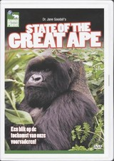 State of the great ape - J. Goodall - ISBN: 9789086021093