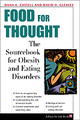 Food For Thought: The Sourcebook Of Obesity And Ea - Cassell - ISBN: 9780816041473