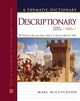 Descriptionary - McCutcheon, Marc - ISBN: 9780816059256