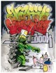 Graffiti Coloring Book - Wufc, Uzi (EDT) - ISBN: 9789185639083