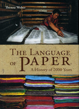 Language Of Paper - Weber, Therese - ISBN: 9789745240933