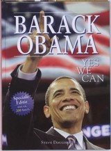 Barack Obama, Yes we Can! - S. Dougherty - ISBN: 9789078756033