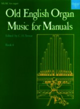 Old English Organ Music For Manuals Book 4 - Trevor, C. H. - ISBN: 9780193758278