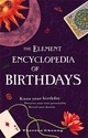 Element Encyclopedia Of Birthdays - Cheung, Theresa - ISBN: 9780007298938