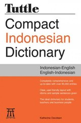 Tuttle Compact Indonesian Dictionary - Davidsen, Katherine - ISBN: 9780804837408
