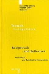 Reciprocals And Reflexives - ISBN: 9783110195941