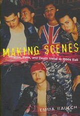 Making Scenes - Baulch, Emma - ISBN: 9780822341154