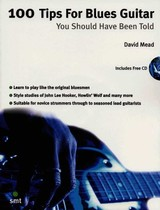 100 Tips For Blues Guitar You Should Have Been Told - Mead, David - ISBN: 9781844920013