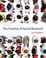 The Practice Of Social Research - Babbie, Earl R. - ISBN: 9780495598411