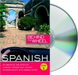 Behind The Wheel Spanish Level 1 - (NA) - ISBN: 9781427205551