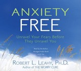 Anxiety Free - Leahy, Robert - ISBN: 9781401921675