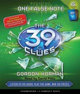 One False Note - Korman, Gordon/ Pittu, David (NRT) - ISBN: 9780545111577