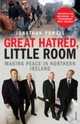 Great Hatred, Little Room - Powell, Jonathan - ISBN: 9780099523734