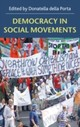 Democracy In Social Movements - Della Porta, Donatella (EDT) - ISBN: 9780230218833
