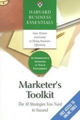 Marketer's Toolkit - (NA) - ISBN: 9781591397625
