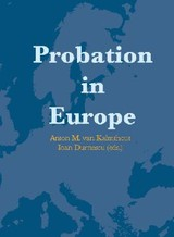 Probation In Europe - Kalmthout, A. M. Van - ISBN: 9789058504500