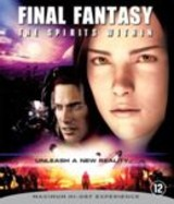 Final fantasy-the spirits within - ISBN: 8712609681642
