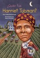Quién Fue Harriet Tubman?/ Who Was Harriet Tubman? - McDonough, Yona Zeldis/ Harrison, Nancy (ILT) - ISBN: 9781603964234