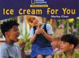 National Geographic Year 2 Purple Independent Reader: Ice Cream For You - ISBN: 9780433008668