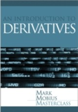 Derivatives - Mobius, Mark - ISBN: 9780470821466