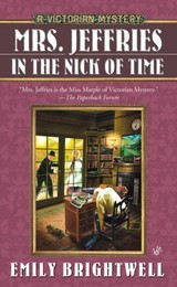 Mrs. Jeffries In The Nick Of Time - Brightwell, Emily - ISBN: 9780425226780