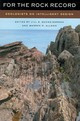 For The Rock Record - Schneiderman, Jill S. (EDT)/ Allmon, Warren D. (EDT) - ISBN: 9780520257597