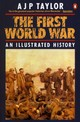 First World War - Taylor, A. J. P. - ISBN: 9780140024814