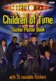 Children Of Time Sticker Poster Book - Bbc - ISBN: 9781405904933