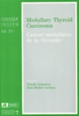 Medullary Thyroid Carcinoma - ISBN: 9780861962877