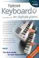 Tipboek Keyboard en digitale piano - Rene de Graaff; Hugo Pinksterboer - ISBN: 9789087670191