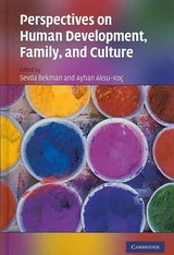 Perspectives On Human Development, Family, And Culture - ISBN: 9780521876728