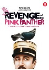 Revenge of the pink panther - ISBN: 8712626042792