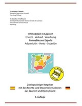 Immobilien In Spanien - Hoffmann, G Nther F; Carballo, Roberto - ISBN: 9783833424809