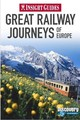 Insight Guides Great Railway Journey Europe - Insight Guides (COR) - ISBN: 9789812587565