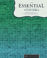 The Essential Study Bible - American Bible Society - ISBN: 9781585427369