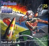 Perry Rhodan, Atlan - Duell auf der Arkon, 1 Audio-CD - ISBN: 9783939648352