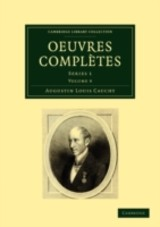 Oeuvres Completes - Cauchy, Augustin-Louis - ISBN: 9781108002769