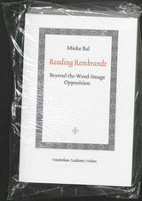 Reading Rembrandt - Mieke  Bal - ISBN: 9789048504145