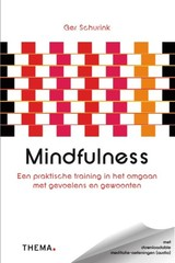 Mindfulness - Ger  Schurink - ISBN: 9789058714633