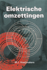 Elektrische omzettingen - M.J.  Hoeijmakers - ISBN: 9789065621672
