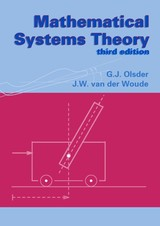 Mathematical Systems Theory - G.J.  Olsder - ISBN: 9789065622136