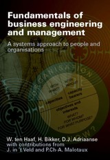 Fundamentals of business engineering and management - W. ten Haaf - ISBN: 9789065622273
