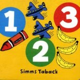 1, 2, 3 - Taback, Simms - ISBN: 9781934706893