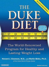 The Duke Diet - Eisenson, Howard J., M.D./ Binks, Martin/ Hill, Dick (NRT) - ISBN: 9781400104208