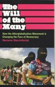 Will Of The Many - Maeckelbergh, Marianne - ISBN: 9780745329253