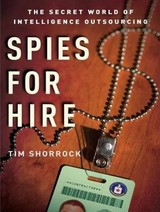 Spies For Hire - Shorrock, Tim/ Hill, Dick (NRT) - ISBN: 9781400137725