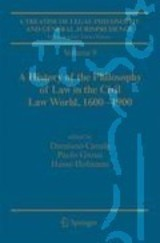 Treatise Of Legal Philosophy And General Jurisprudence - Canale, Damiano (EDT)/ Grossi, Paolo (EDT)/ Hofmann, Hasso (EDT) - ISBN: 9789048129638