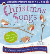 Christmas Songs, Book and Audio-CD - ISBN: 9781409301790